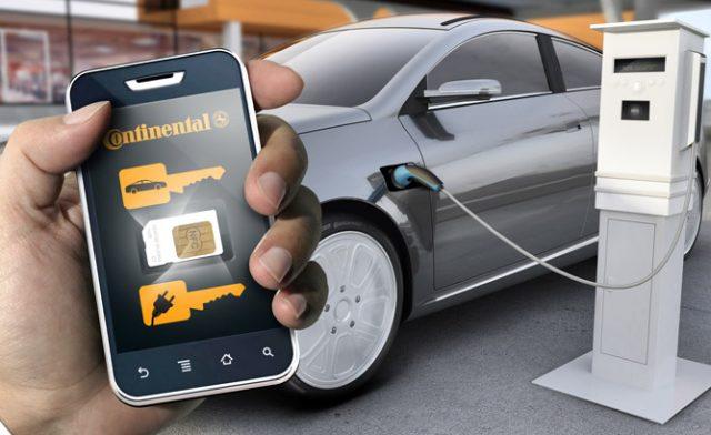 자동차 공동이용 시스템( Car Sharing )을 위한 NFC 솔루션 – SmartNFC